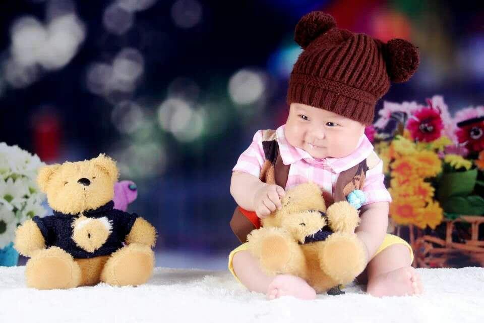 外国宝宝图片大全可爱微信头像