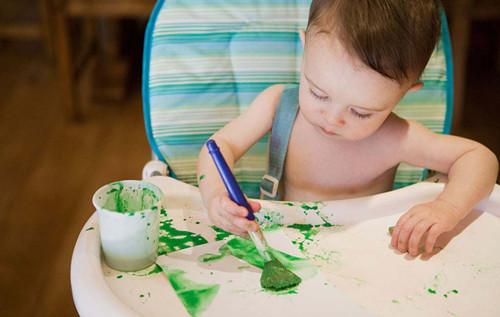 国画家林曦谈儿童怎么学画画